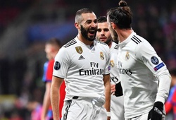 Cột mốc mới của Benzema - Bale, kỷ lục cho HLV Solari và top 5 điểm nhấn trận Viktoria Plzen - Real Madrid