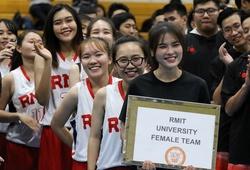 """RMIT Basketball League 2018 x Samsung, giải bóng rổ sinh viên khiến """"vạn người mê"""" chính thức khai mạc"""