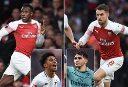 Vì sao Arsenal sẽ chia tay cả Ramsey và Welbeck vào mùa hè 2019?