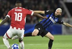 Nhận định tỷ lệ cược kèo bóng đá tài xỉu trận Inter Milan vs PSV