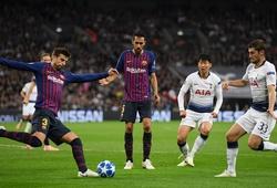 Tottenham cần điều kiện gì đế giành vé đi tiếp khi Pique hứa Barca đá hết sức vì ... Inter Milan