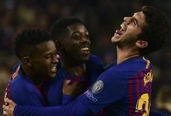 Không Messi, Dembele ghi dấu khó tin và top 5 điểm nhấn đáng chú ý trận Barca - Tottenham