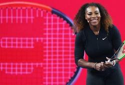 Serena Williams tỏ ra tiếc nuối khi không thuận tay trái