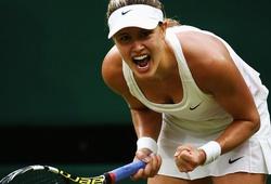 Thi đấu kém ấn tượng, Eugenie Bouchard vẫn giành giải tay vợt xuất sắc nhất năm