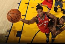 Video kết quả NBA 2018/19 ngày 13/12: Golden State Warriors - Toronto Raptors