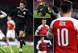 Sự trở lại của Ozil - Koscielny, kỷ lục khó tin và những điểm nhấn trận Arsenal - Qarabag