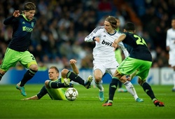 Vì sao Real Madrid mừng rỡ với thống kê khó tin khi gặp Ajax ở vòng 1/8 C1 Champions League