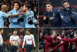 Chuyên trang thống kê dự đoán vòng 1/8 C1/Champions League: Man Utd và Liverpool chung kịch bản?