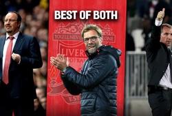 Lập kỷ lục vô tiền khoáng hậu, HLV Klopp là sự kết hợp hoàn hảo giữa Rafa Benitez và Brendan Rodgers