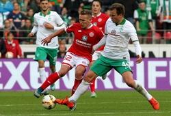 Nhận định tỷ lệ cược kèo bóng đá tài xỉu trận Mainz vs Eintracht Frankfurt