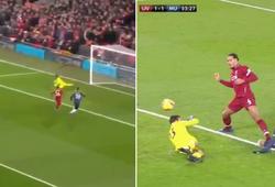 Những hành động cho thấy Van Dijk xứng đáng với băng đội trưởng Liverpool