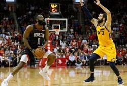 Trọng tài NBA chính thức lên tiếng về pha double step-back ảo diệu của James Harden