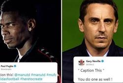 Sự thật sau phản ứng gây tranh cãi  về việc Mourinho bị sa thải khiến Man Utd phạt nặng Pogba