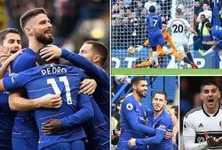 Cột mốc 1000 bàn của Chelsea và top 5 điểm nhấn đáng chú ý ở trận thắng Fulham