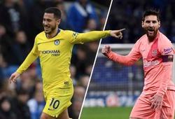 Bằng chứng cho thấy Hazard đang đạt độ sáng tạo vượt cả Messi