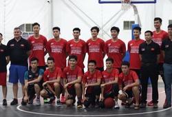 Toàn thắng 3 trận giao hữu, tuyển bóng rổ U20 Việt Nam sẵn sàng chinh chiến