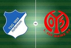 Nhận định tỷ lệ cược kèo bóng đá tài xỉu trận Hoffenheim vs Mainz 05