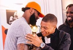 LeBron James và Kylian Mbappe chia sẻ áp lực khi nổi tiếng ở tuổi 18