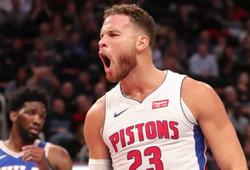 """Đừng đùa với Blake Griffin, người đã chấp nhận thay đổi để trở thành bigman hiện đại cực """"xịn"""" tại NBA"""