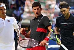Huyền thoại gây bất ngờ khi chỉ trích lối sống của Big 3 làng quần vợt
