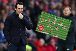 Tiết lộ đội hình Arsenal đá với Brighton và Liverpool sau khi mất... 5 hậu vệ