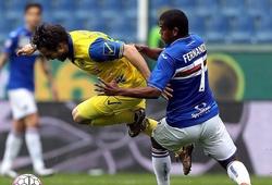 Nhận định tỷ lệ cược kèo bóng đá tài xỉu trận Sampdoria vs Chievo