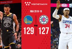 Đâu phải chỉ biết ném 3, cú lên rổ giây cuối của Stephen Curry giải cứu cả Golden State Warriors