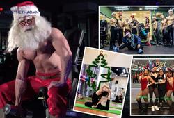 Dân mê Cardio & Fitness ráo riết tập luyện giữ dáng mùa Giáng sinh