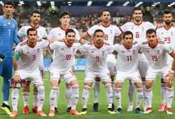 Iran mang đội hình dự World Cup 2018 đấu với tuyển Việt Nam
