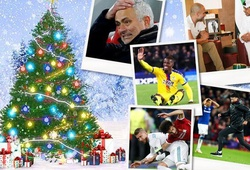Hài hước: Pep, Klopp, Mourinho và... Ramos xin quà gì từ ông già Noel trong ngày Boxing day?