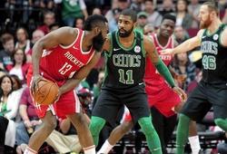 Dự đoán NBA: Houston Rockets vs Boston Celtics
