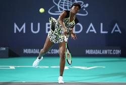 Bất ngờ diễn ra ngay ở ngày thi đấu đầu tiên của Mubadala World Tennis Championship