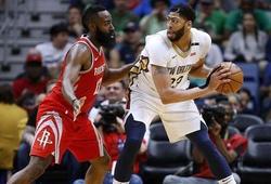 Dự đoán NBA: New Orleans Pelicans vs Houston Rockets