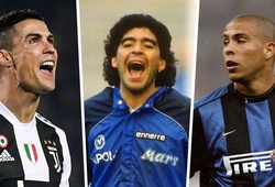 Thành tích của Ronaldo so với các tiền đạo huyền thoại ở mùa giải đầu tiên dự Serie A như thế nào?