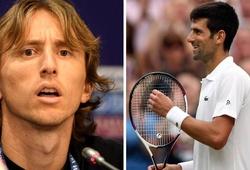 Trong mắt người Balkan, 2 tay vợt số 1 thế giới đều không bằng 1 ngôi sao bóng đá