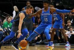 Dự đoán NBA: Oklahoma City Thunder vs Dallas Mavericks