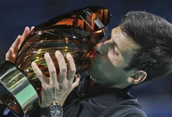 Vượt qua Anderson, Djokovic lên ngôi tại Mubadala World Tennis Championship