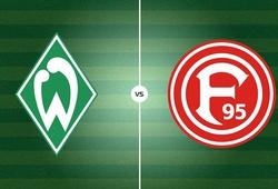 Nhận định tỷ lệ cược kèo bóng đá tài xỉu trận Werder Bremen vs Dusseldorf
