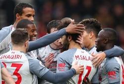 Vì sao Salah không ăn mừng dù lập hat-trick vào lưới Bournemouth?