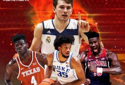 Dự kiến NBA Draft 2018: Luka Doncic vươn lên dẫn đầu