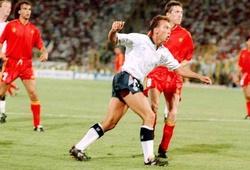 Video 50 bàn đẹp nhất lịch sử World Cup: Cú vô-lê ngẫu hứng của David Platt