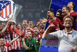 Atletico vô địch liệu có giúp Liverpool thắng chung kết Champions League?