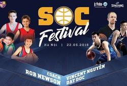 SOCFest - Lễ hội bóng rổ học đường dành cho 6 trường Thủ đô