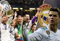 """""""Công thức CR44"""" sẽ lại giúp Real Madrid vô địch Champions League?"""