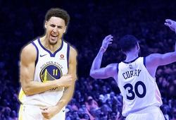 """Splash Brothers hồi sinh: Klay Thompson bật chế độ """"Game cuối"""", Warriors đè bẹp Rockets, hướng đến Game 7"""