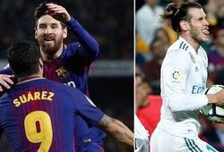 Barca và Real hòa kịch tính ở trận Siêu kinh điển nhiều kỷ lục