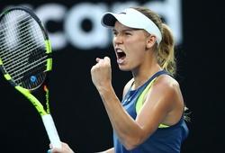 """Vượt """"ải"""" Pauline Parmentier, Caroline Wozniacki vào vòng 4 Roland Garros 2018"""