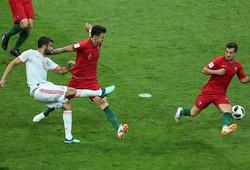 Bàn thắng của Diego Costa vào lưới Bồ Đào Nha có hợp lệ?