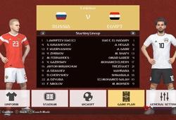 PES WORLD CUP | #8 | NGA VÀ AI CẬP CHIA ĐIỂM TRONG MƯA BÀN THẮNG
