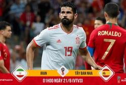 Diego Costa hướng đến kỷ lục ghi bàn của David Villa ở World Cup